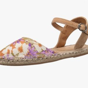 Dolce by Mojo Moxy Floral Espadrille Sandals